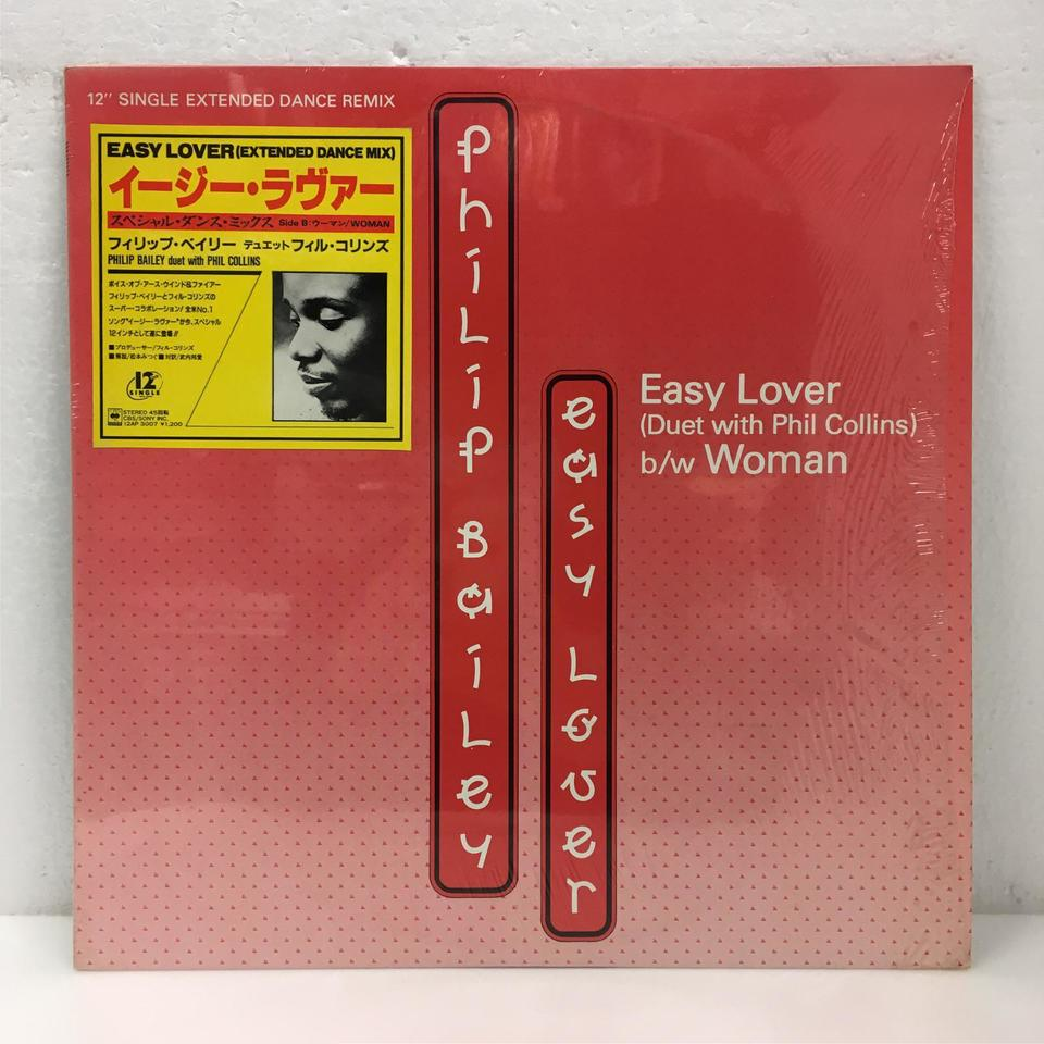 EASY LOVER/PHILIP BAILEY PHILIP BAILEY 画像