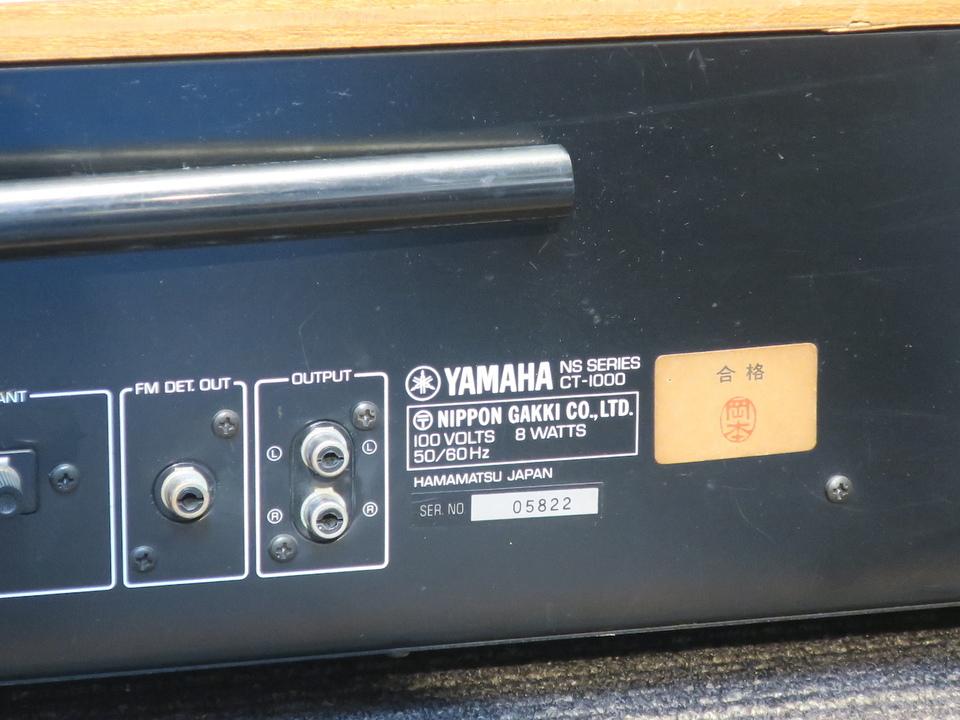 CT-1000 YAMAHA 画像