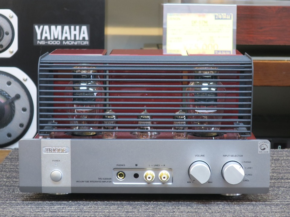 TRV-A300XR-PSVANE WE300B TRIODE 画像