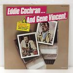 THEIR FINEST YEARS: 1958 AND 1956/EDDIE COCHRAN AND GENE VINCENT