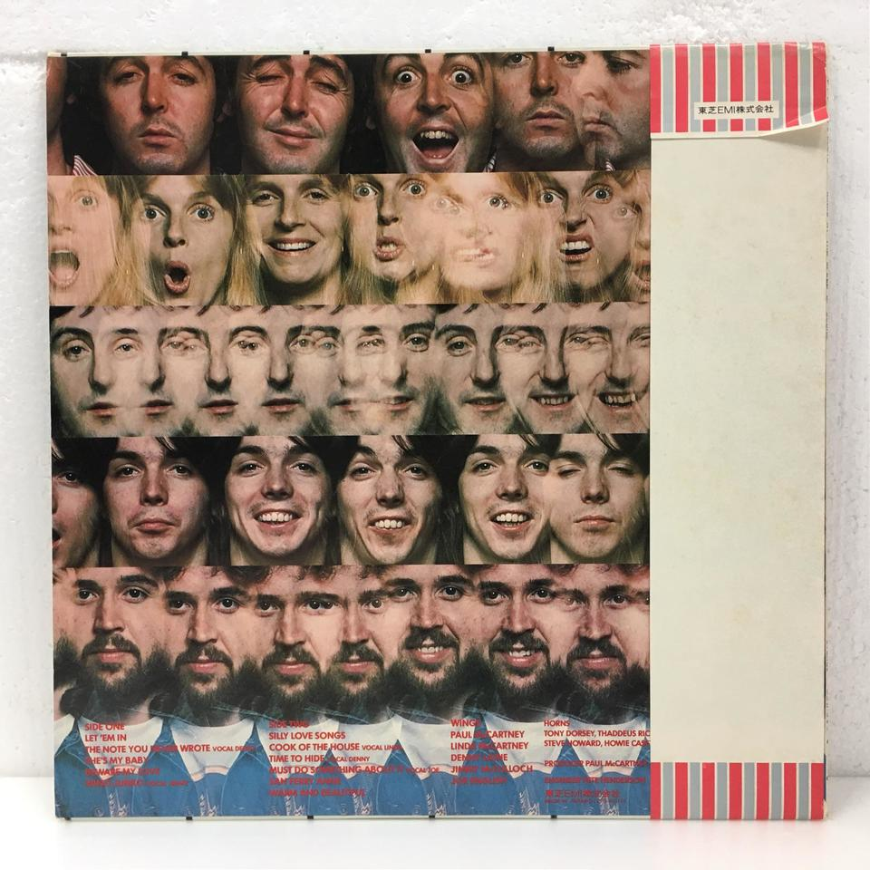 WINGS AT THE SPEED OF SOUNDS/PAUL McCARTNEY&WINGS PAUL McCARTNEY&WINGS 画像