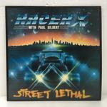 STREET LETHAL/RACER X WITH PAUL GILBERT