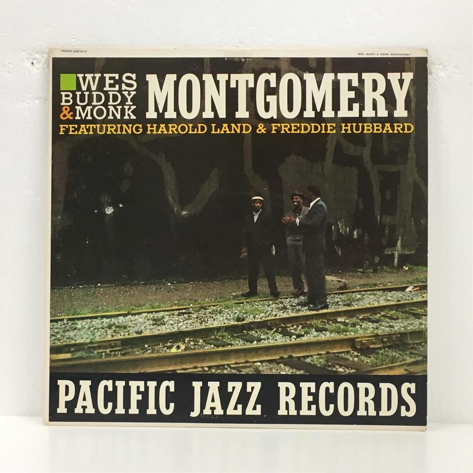 WES, BUDDY & MONK MONTGOMERY/THE MONTGOMERY BROTHERS THE MONTGOMERY BROTHERS 画像