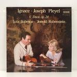 プレイエル:2つのヴァイオリンのための二重奏曲集(全6曲)