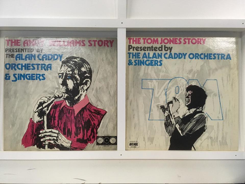 アラン・キャディ・オーケストラ&シンガーズ 4枚セット  画像