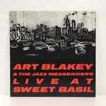 ART BLAKEY AND THE JAZZ MESSENGERS LIVE AT SWEET BASIL