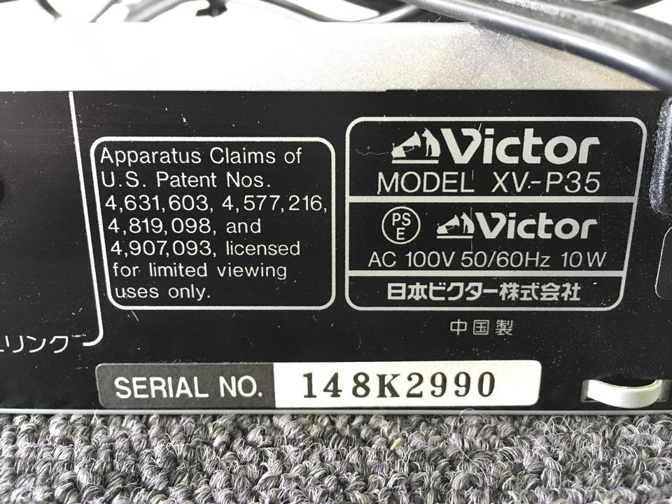 XV-P35 Victor 画像