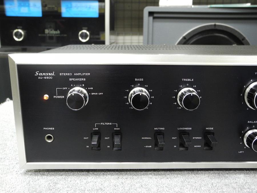 AU-6500 SANSUI 画像