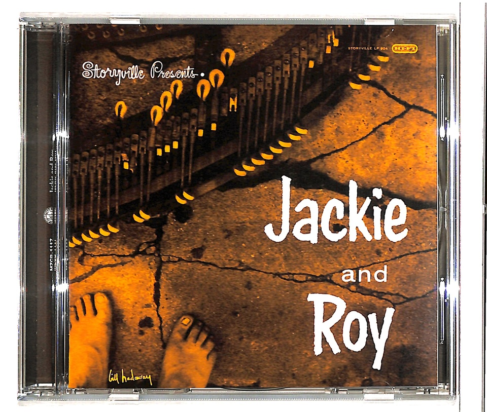 JACKIE AND ROY JACKIE AND ROY 画像