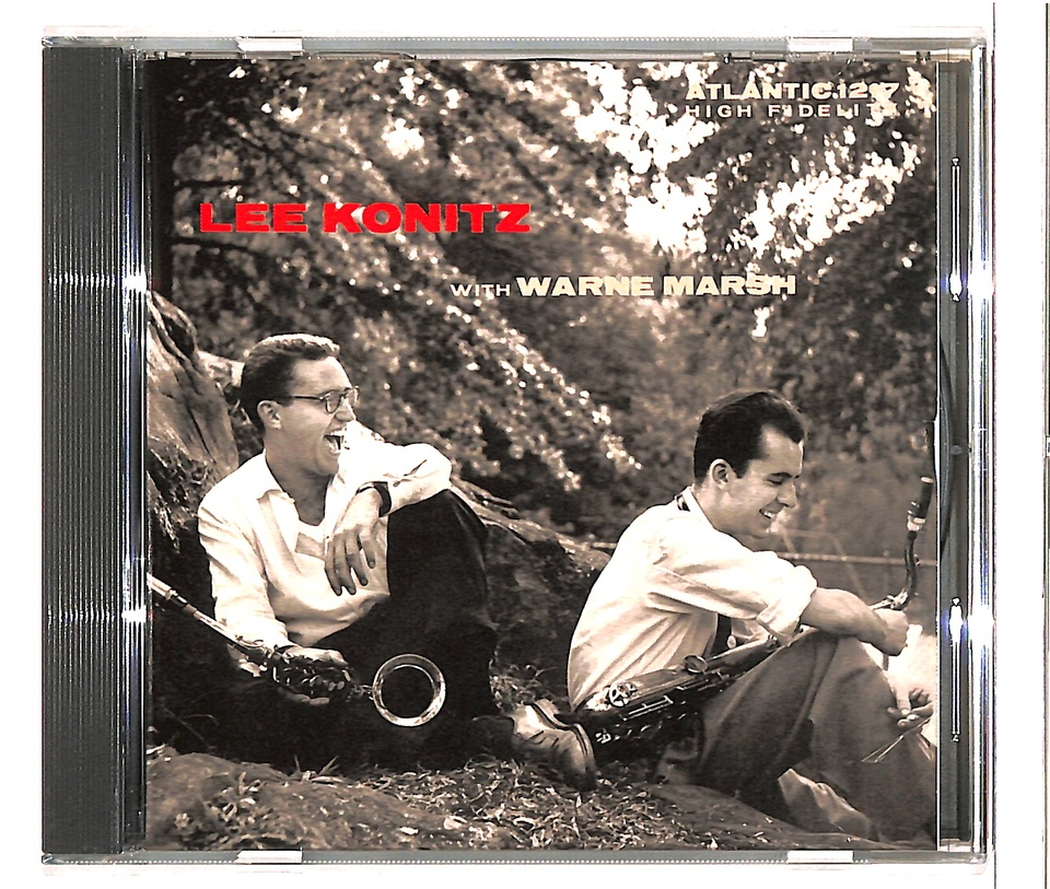 LEE KONITZ WITH WARNE MARSH LEE KONITZ 画像
