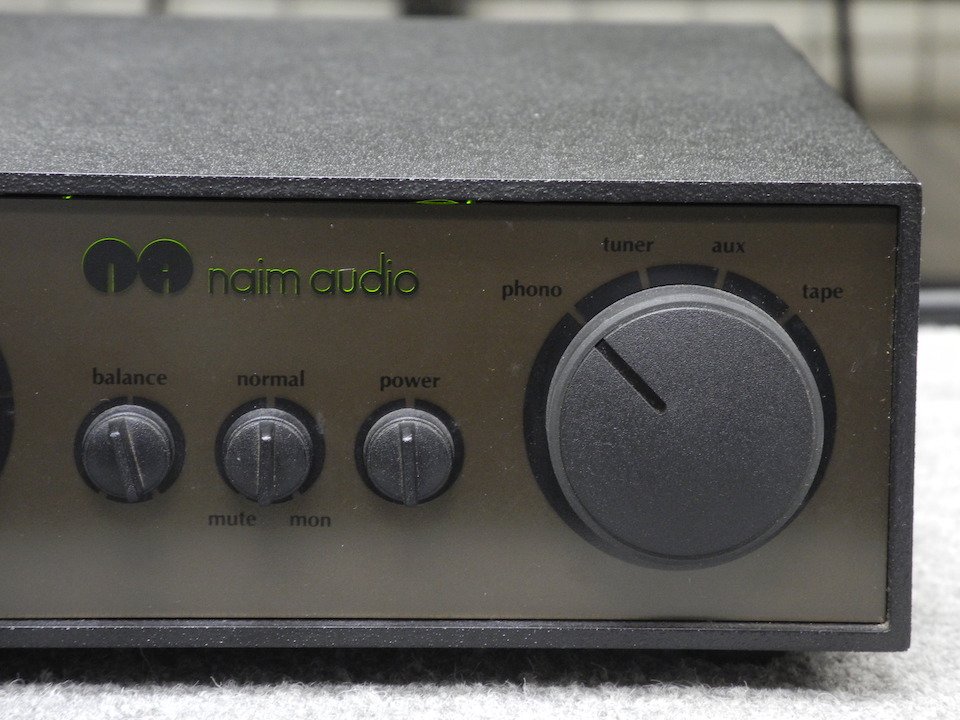 NAIT2 naim audio 画像