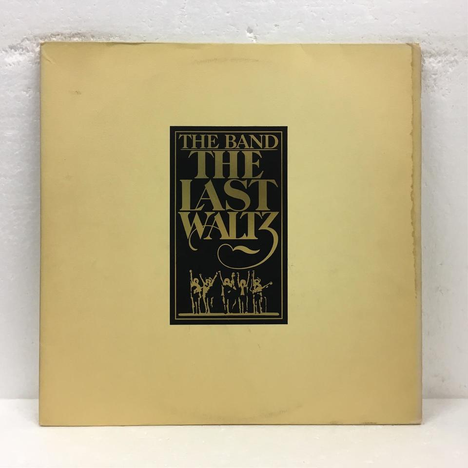 THE LAST WALTZ/THE BAND THE BAND 画像