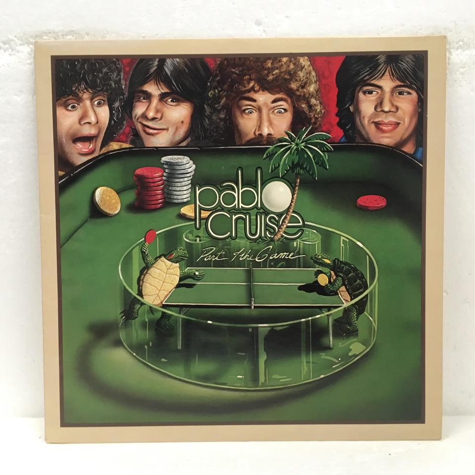 PART OF THE GAME/PABLO CRUISE PABLO CRUISE 画像
