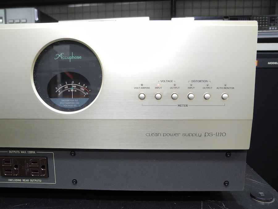 PS-1220 Accuphase 画像