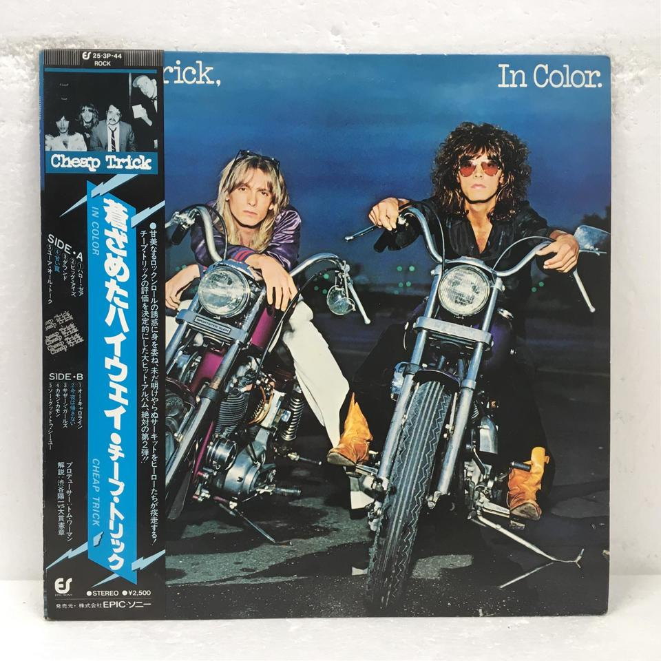 IN COLOR/CHEAP TRICK CHEAP TRICK 画像