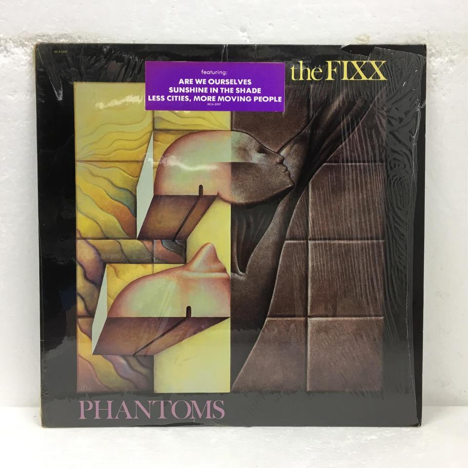 PHANTOMS/THE FIXX  画像
