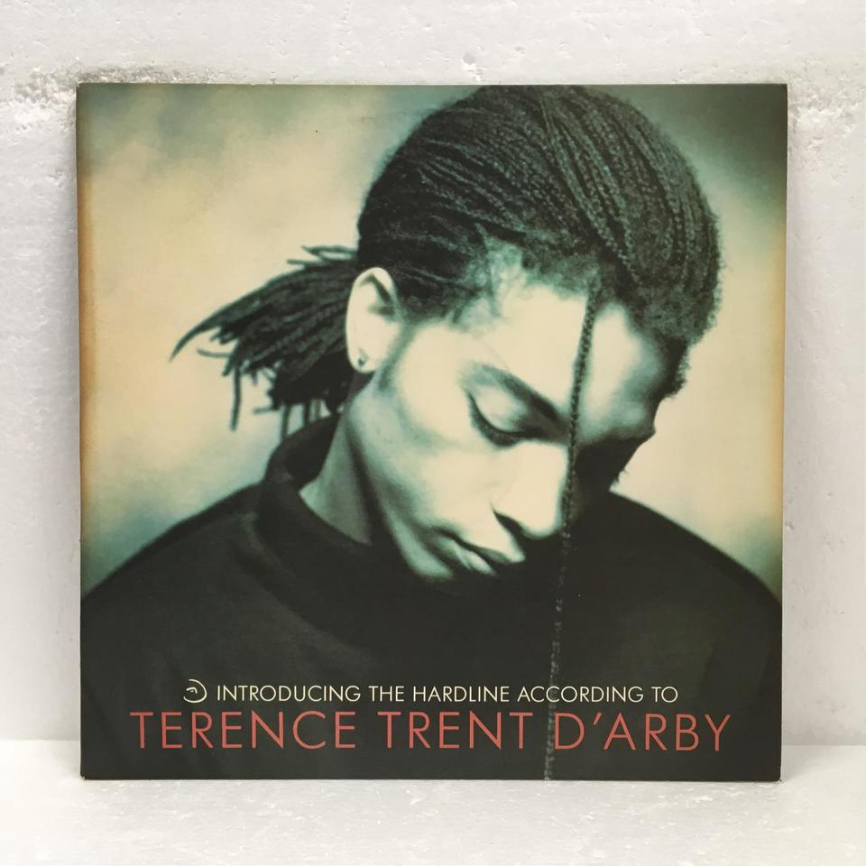 INTRODUCING THE HARDLINE ACCORDING TO TERENCE TRENT D'ARBY TERENCE TRENT D'ARBY 画像