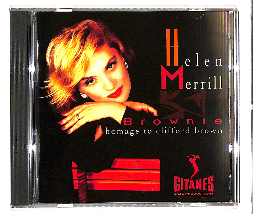 BROWNIE HOMAGE TO CLIFFORD BROWN/HELEN MARRILL HELEN MARRILL 画像