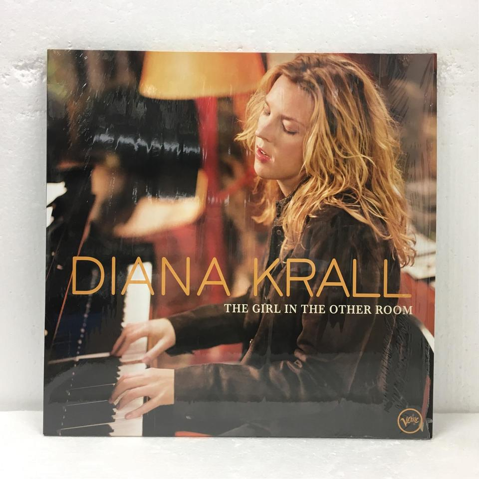 THE GIRL IN THE OTHER ROOM/DIANA KRALL DIANA KRALL 画像