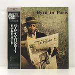 BYRD IN PARIS VOL.1/DONALD BYRD