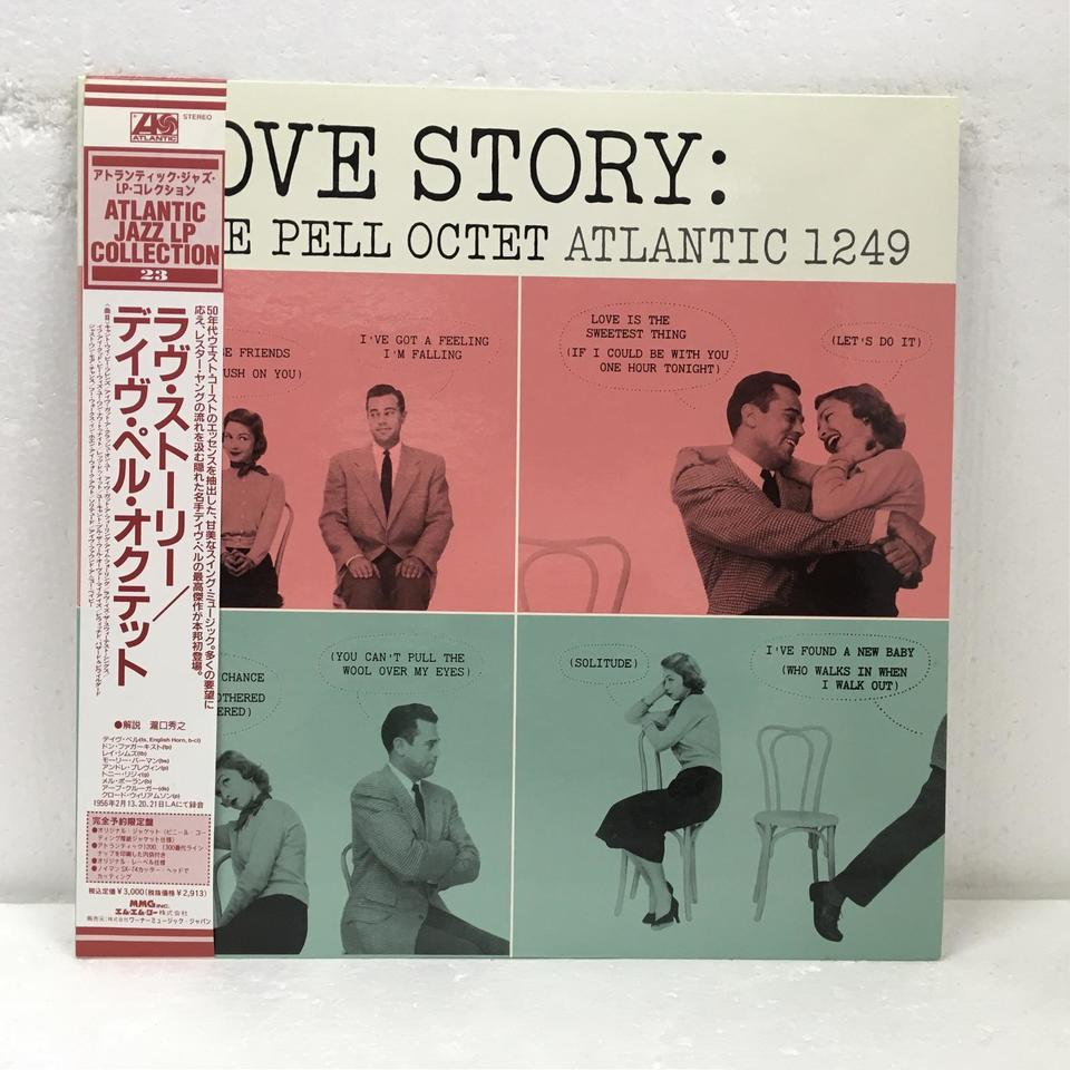 LOVE STORY/DAVE PELL DAVE PELL 画像