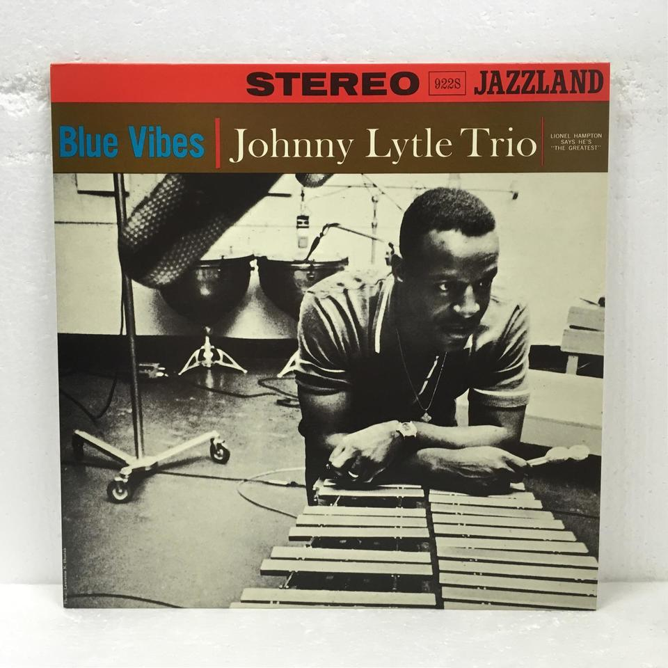 BLUE VIBES/JOHNNY LYTLE TRIO JOHNNY LYTLE 画像