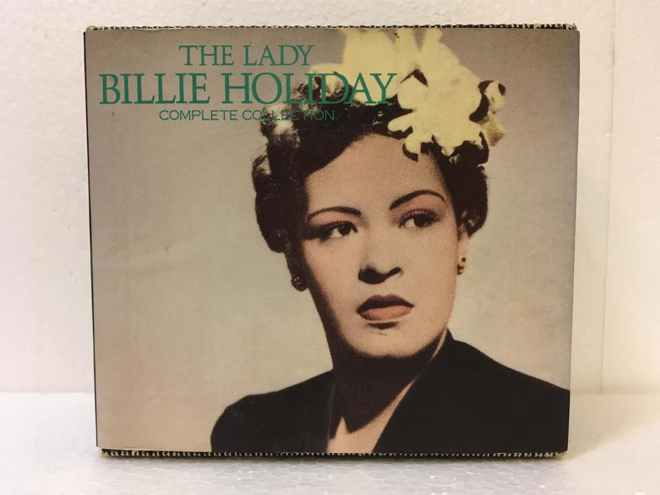 THE LADY BILLIE HOLIDAY COMPLETE COLLECTION BILLIE HOLIDAY 画像