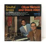 SOULFUL BRASS/OLIVER NELSON AND STEVE ALLEN