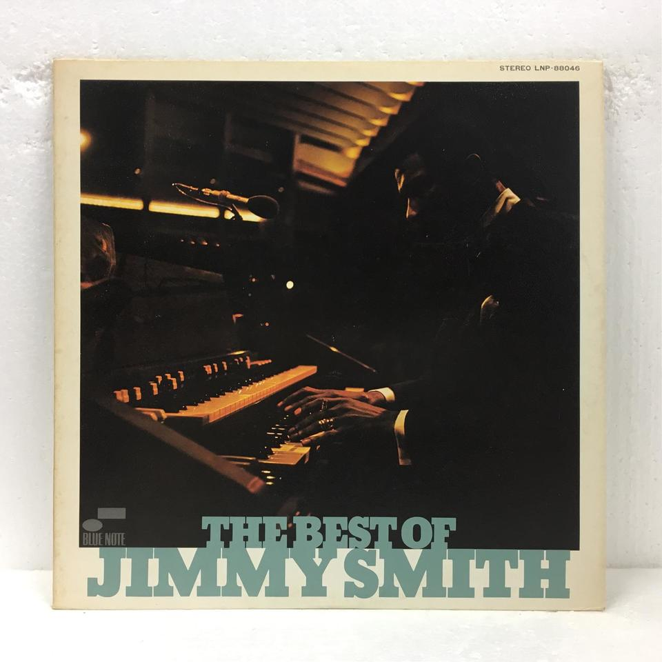 THE BEST OF JIMMY SMITH JIMMY SMITH 画像