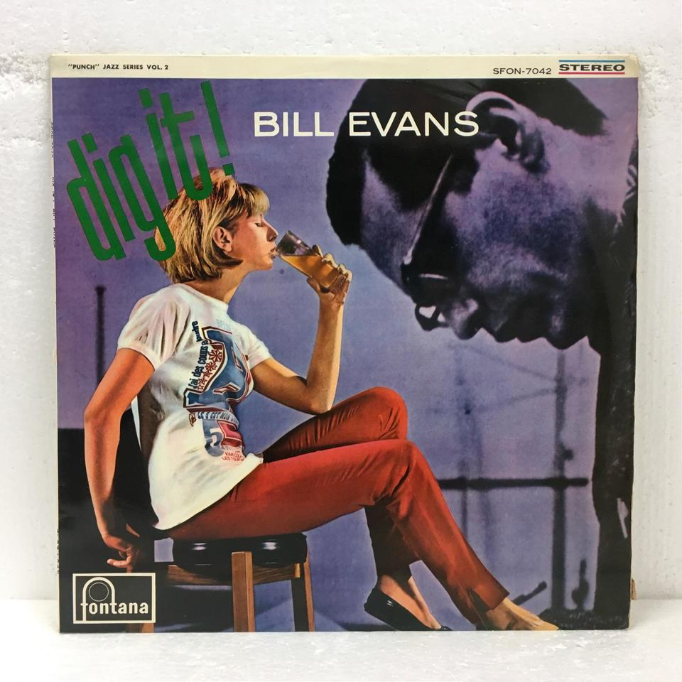 DIG IT!/BILL EVANS BILL EVANS 画像