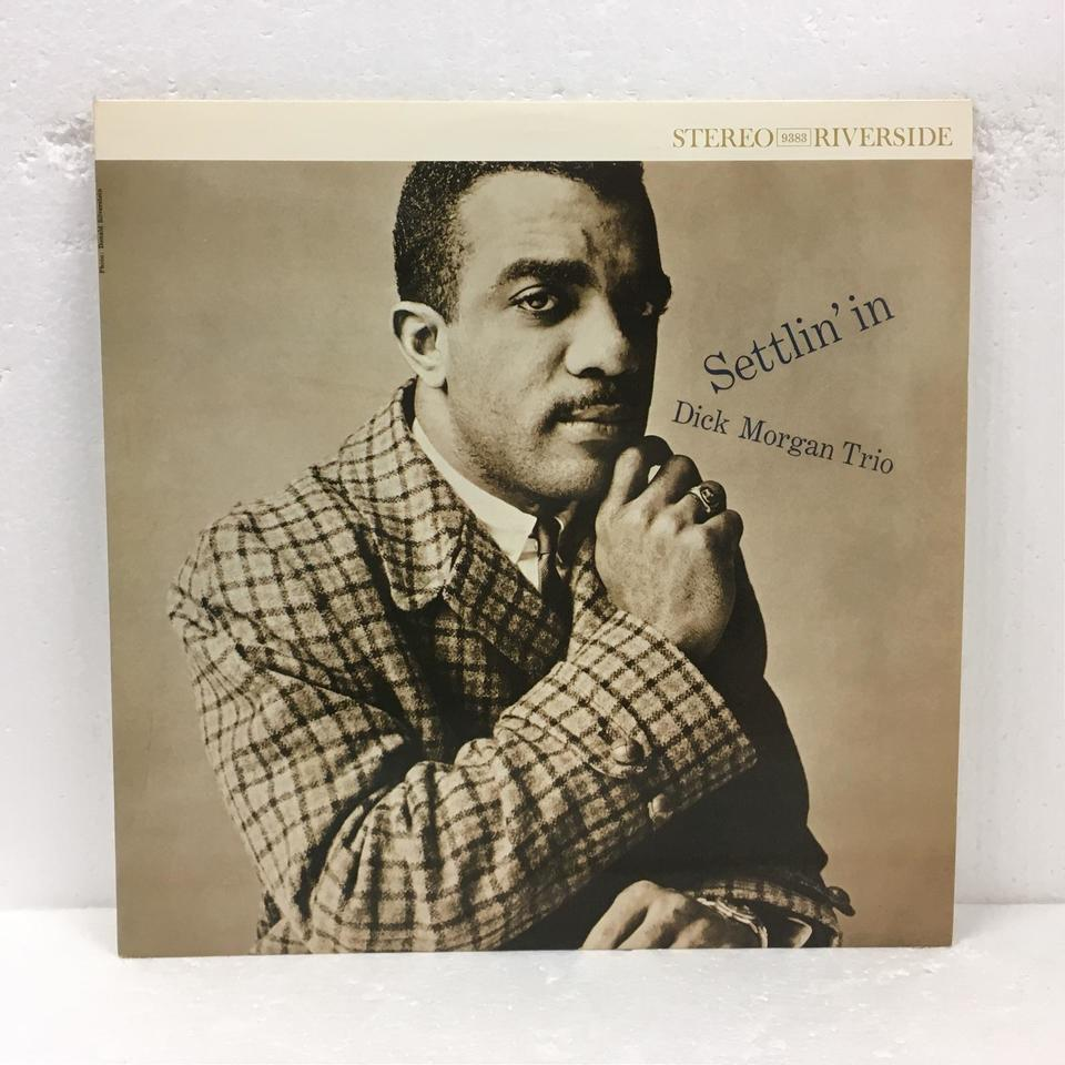 SETTLIN' IN/DICK MORGAN TRIO DICK MORGAN 画像