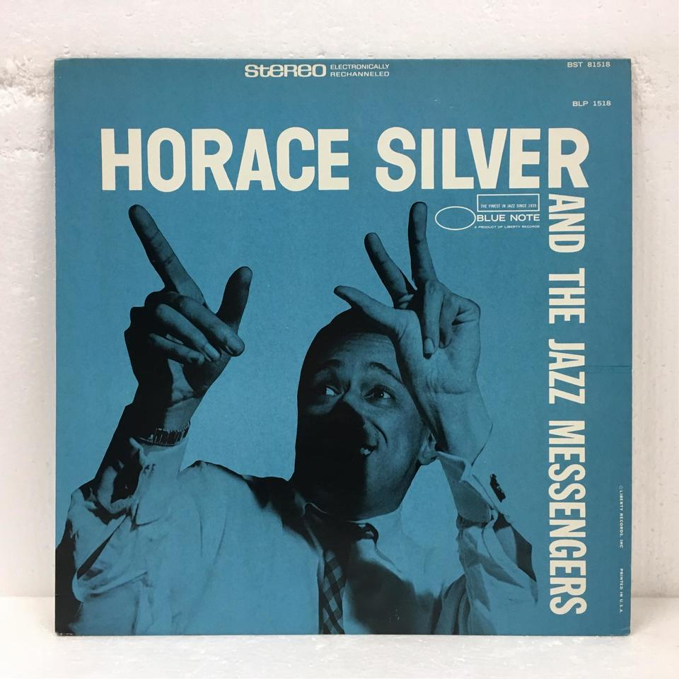 HORACE SILVER AND THE JAZZ MESSENGERS HORACE SILVER 画像