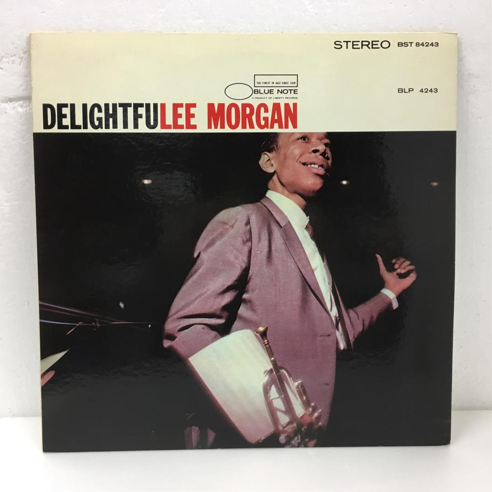 DELIGHTFU/LEE MORGAN LEE MORGAN 画像