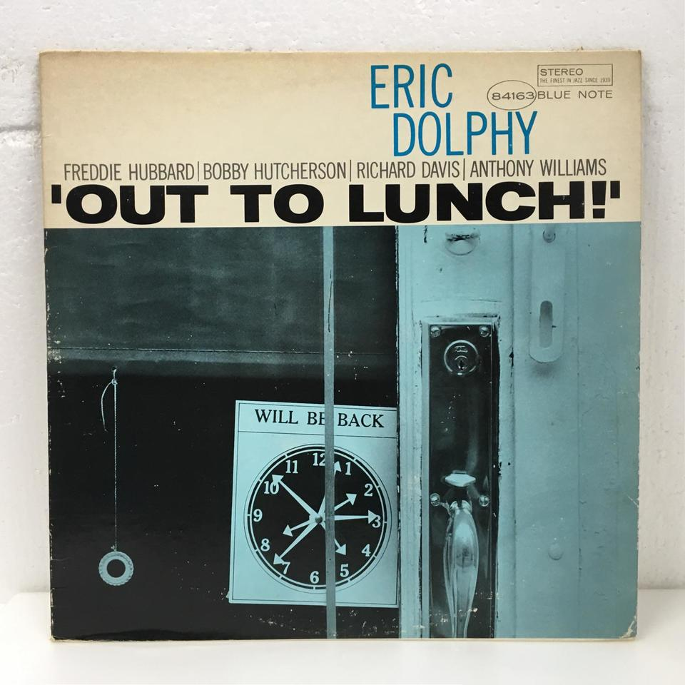 OUT TO LUNCH!/ERIC DOLPHY ELIC DOLPHY 画像