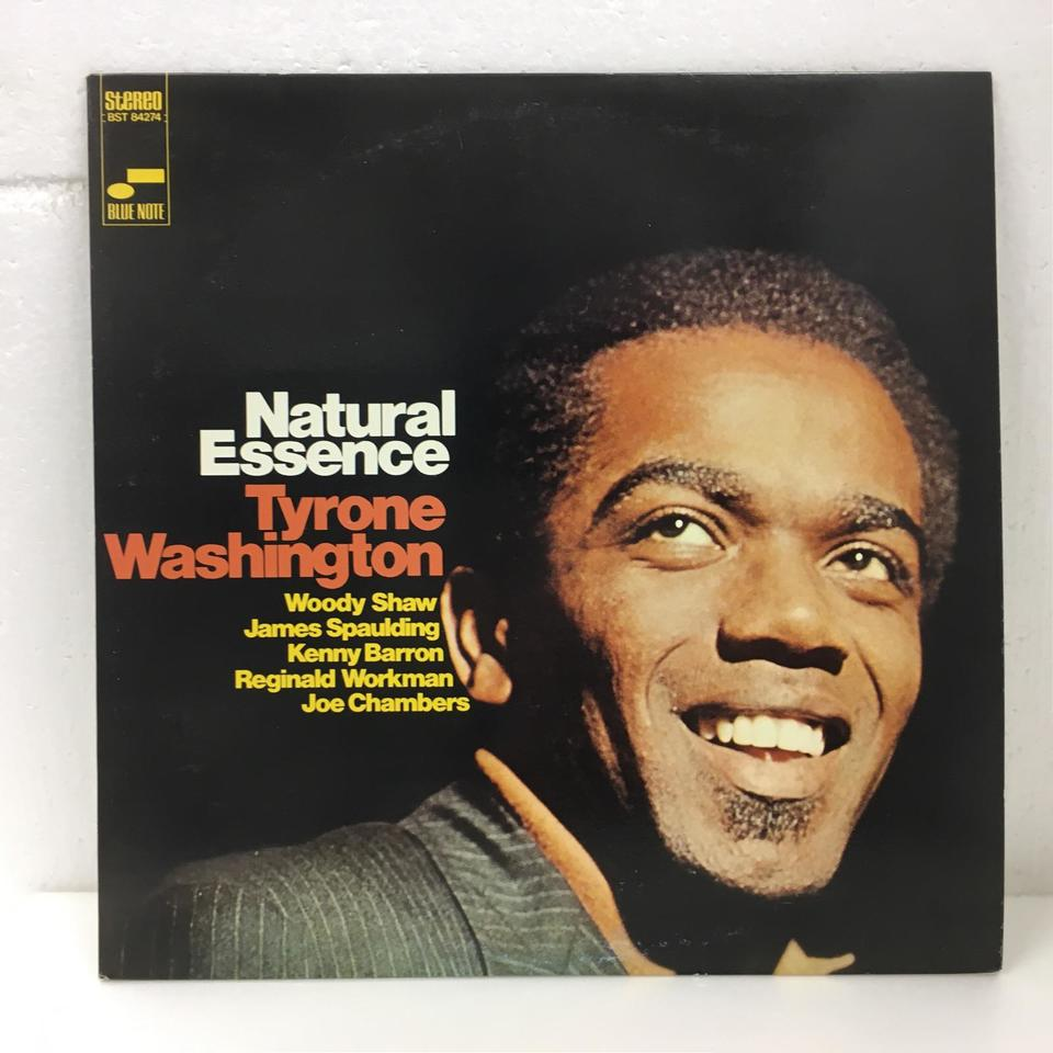 NATURAL ESSENCE/TYRONE WASHINGTON TYRONE WASHINGTON 画像