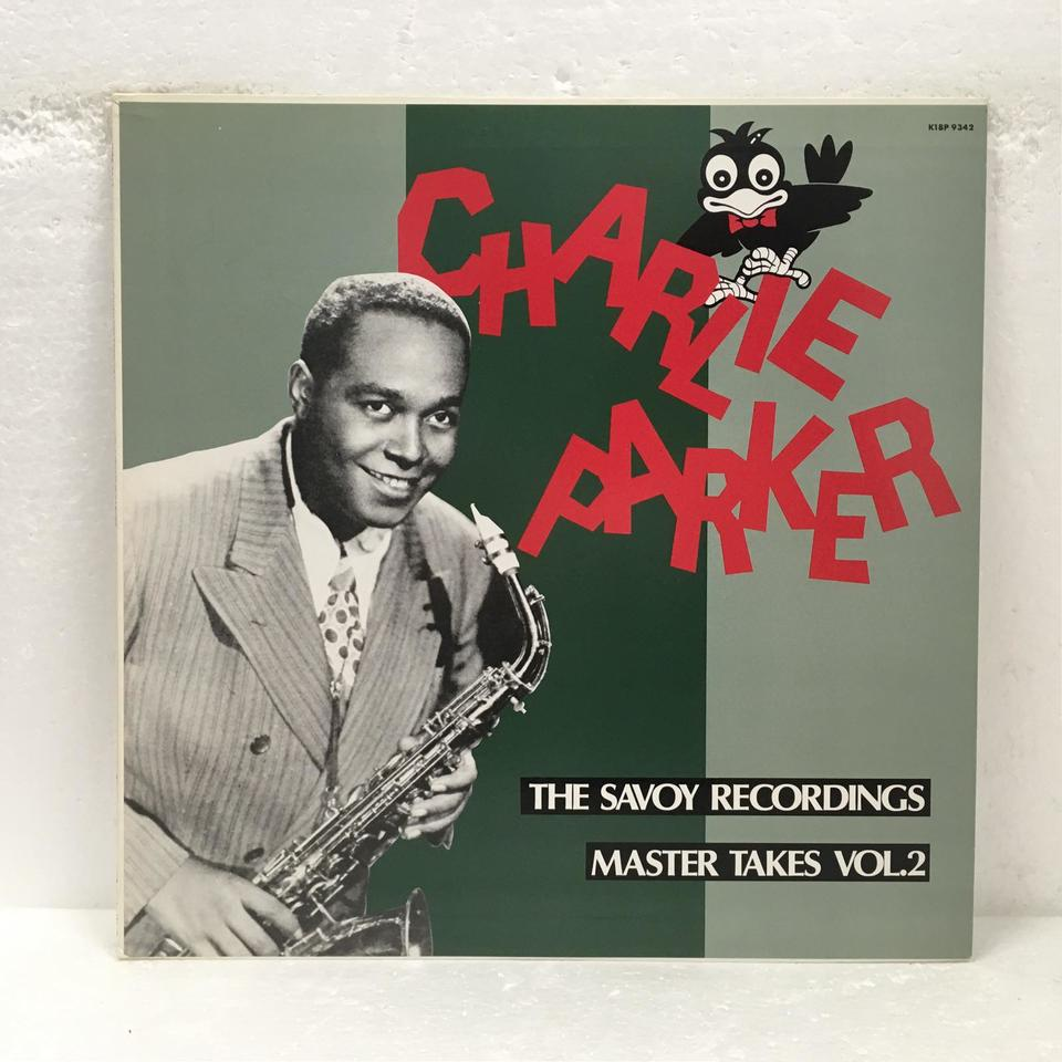 THE SAVOY RECORDINGS MASTER TAKES VOL.2 CHARLIE PARKER 画像