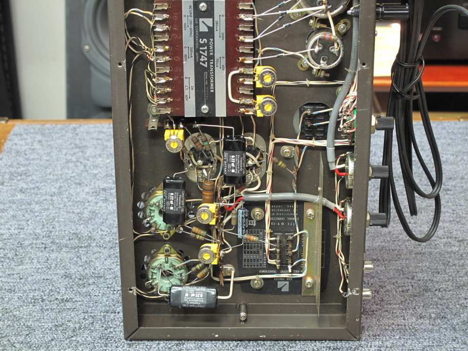MQ60 CUSTOM LUXMAN 画像