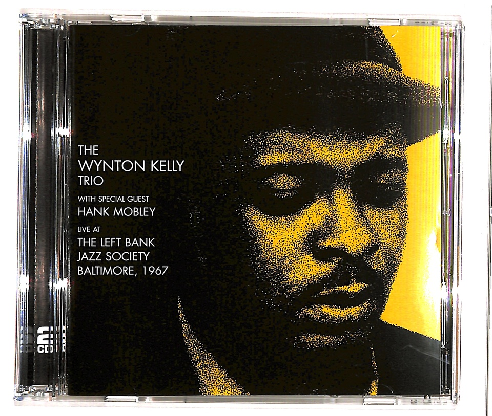 LIVE AT THE LEFT BANK JAZZ SOCIETY BALTIMORE, 1967/WYNTON KELLY WYNTON KELLY 画像