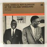 EARL HINES & ROY ELDRIDGE AT THE VILLAGE VANGUARD