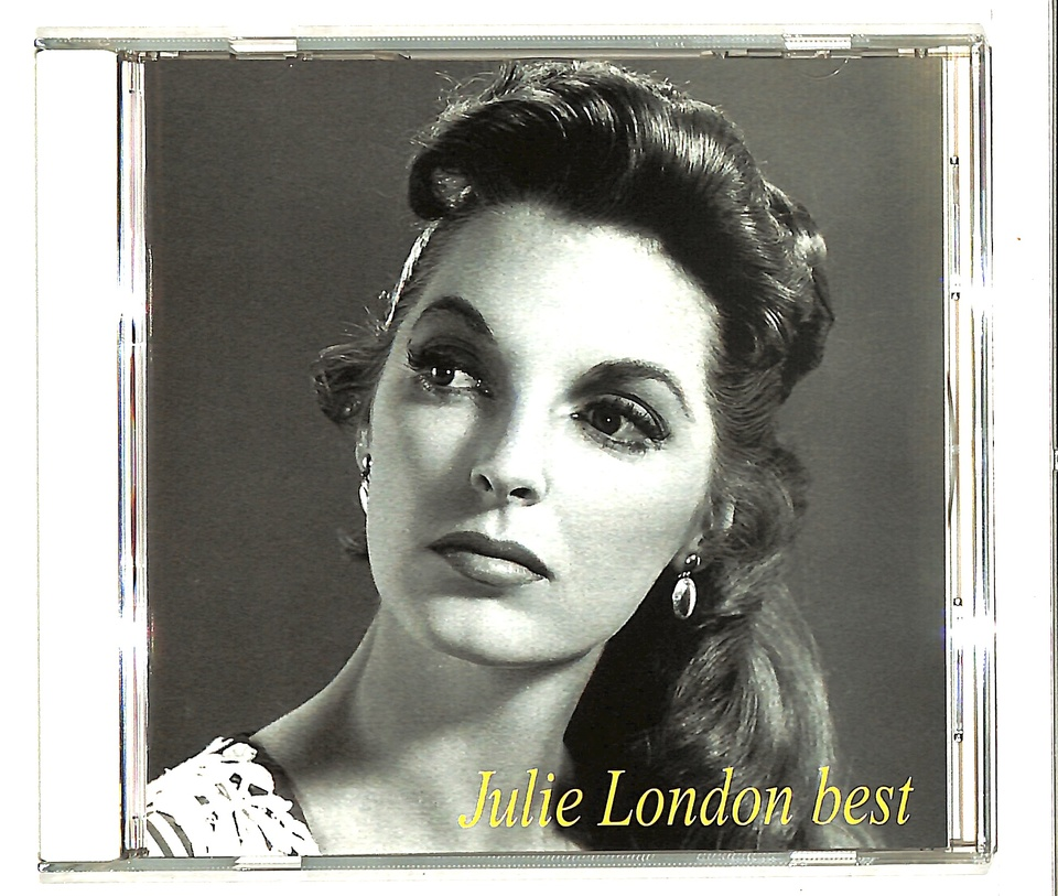 JULIE LONDON BEST JULIE LONDON 画像