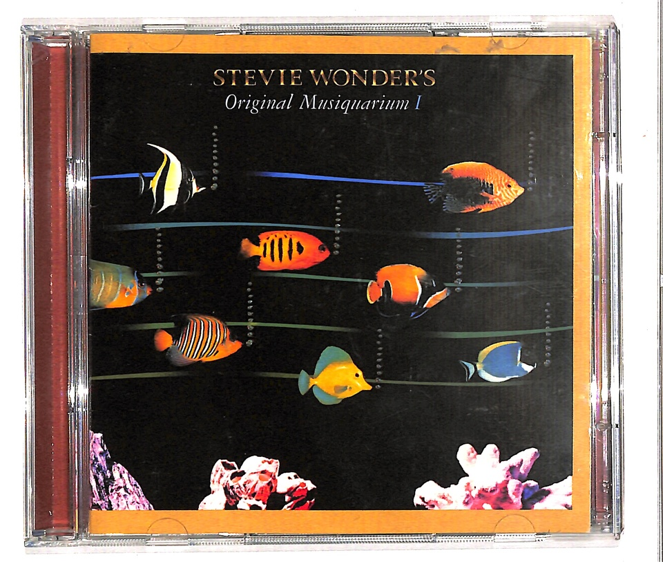 STEVIE WONDER'S ORIGINAL MUSIQUARIUM 1 STEVIE WONDER 画像