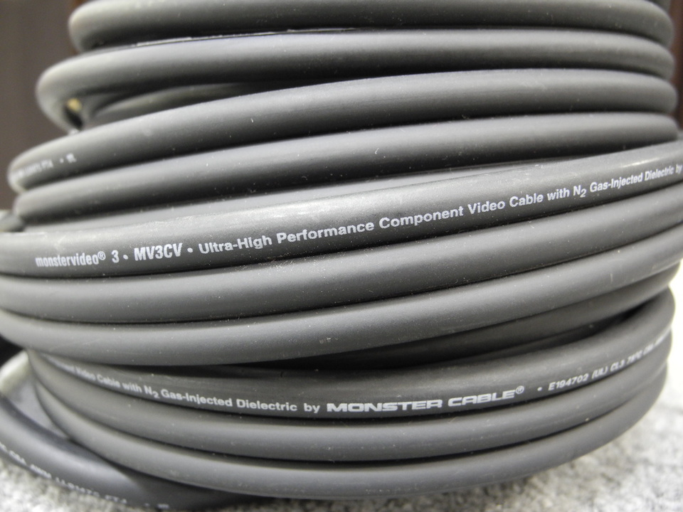 MV3CV/8.0m MONSTER CABLE 画像