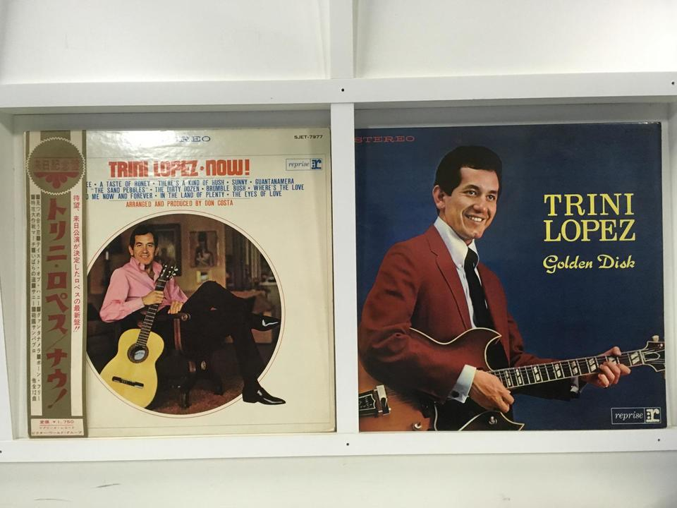 トリニ・ロペス 3枚セット  画像