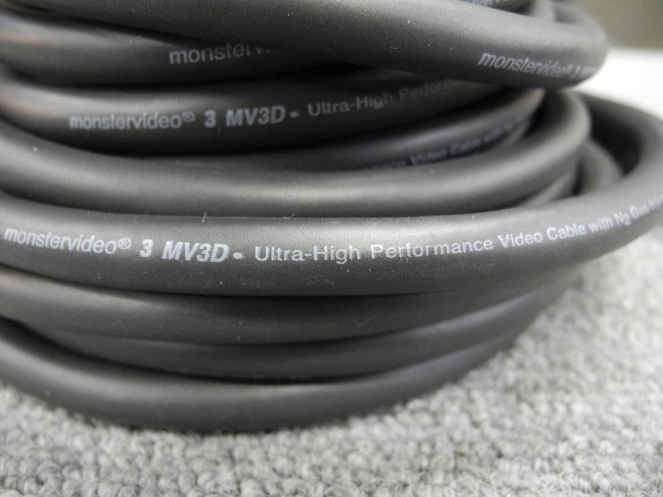 MV3DD/8.0m MONSTER CABLE 画像