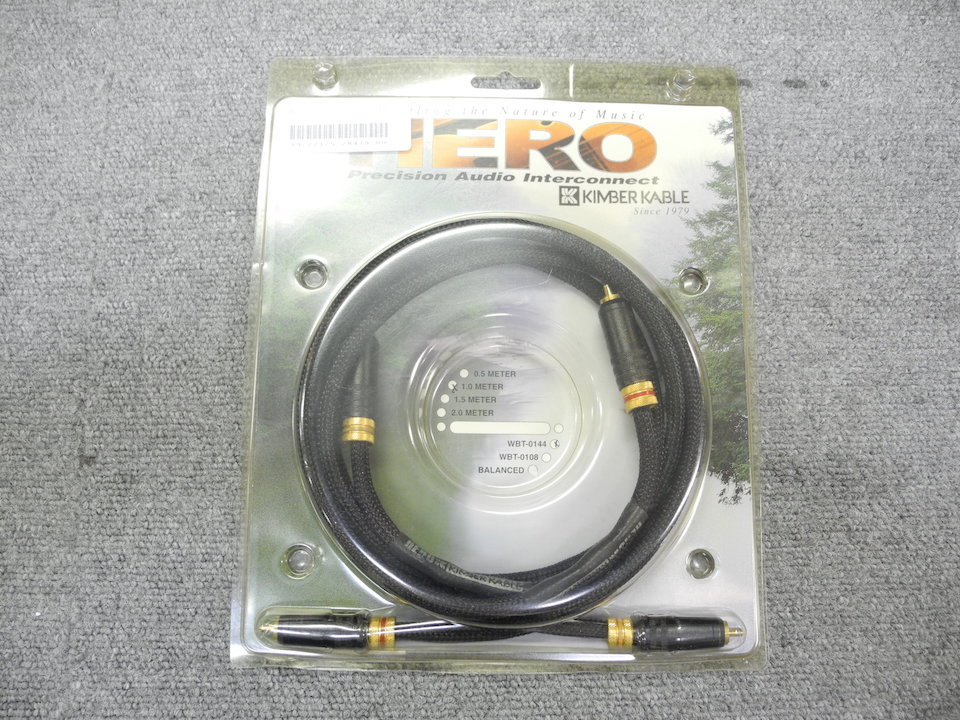 HERO/1.0m KIMBER KABLE 画像