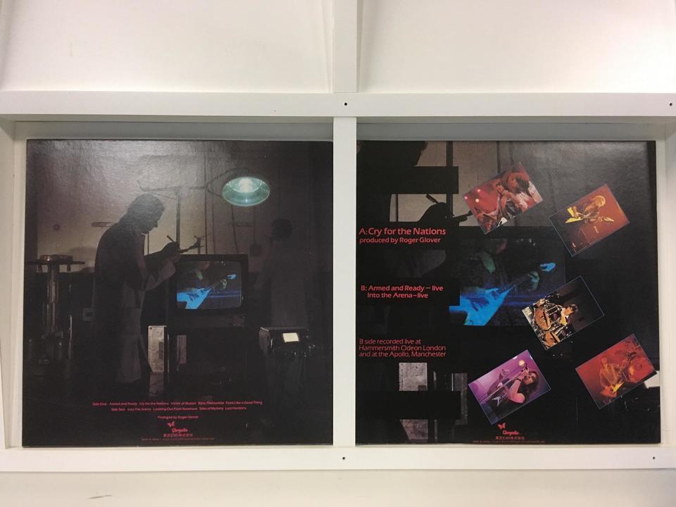 マイケル・シェンカー 2枚セット  画像