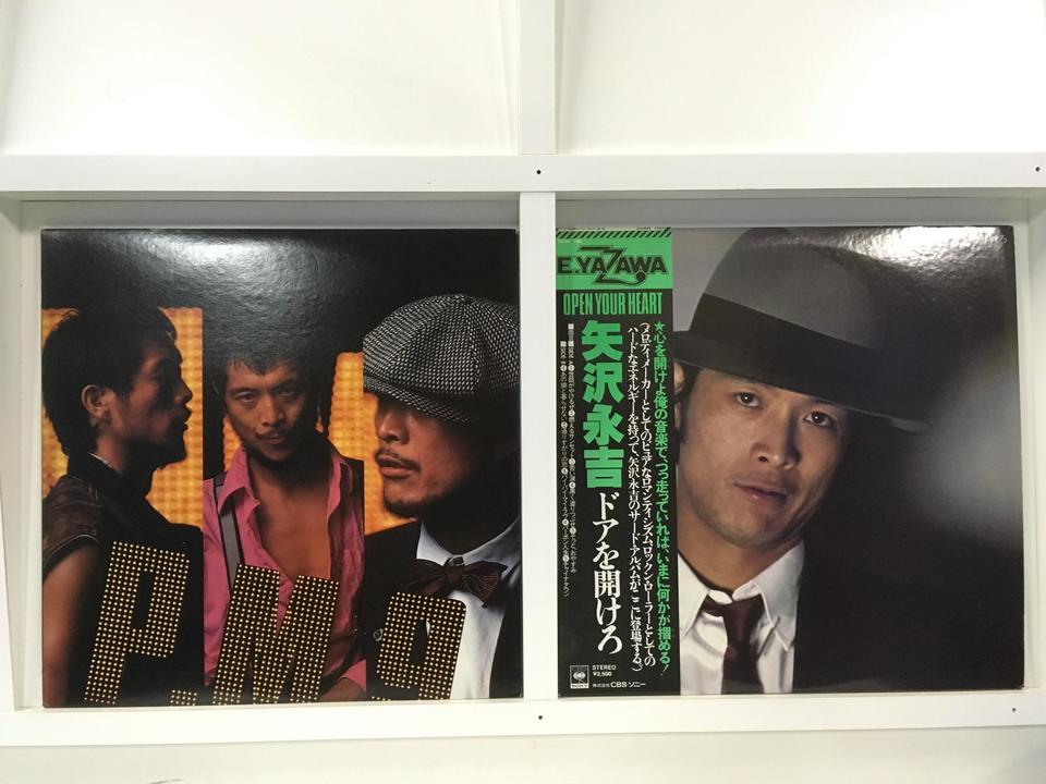 矢沢永吉 4枚セット  画像