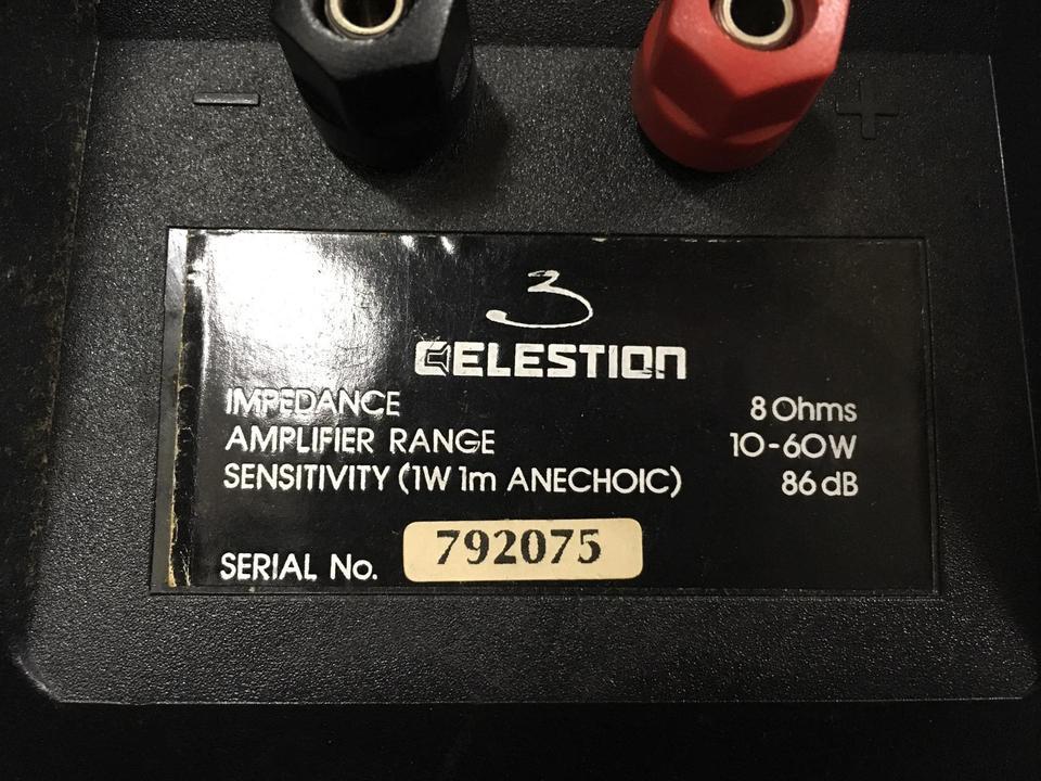 CELESTION 3 CELESTION 画像