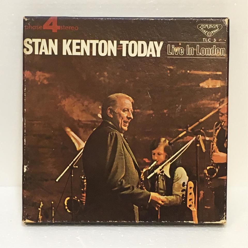 STAN KENTON TODAY LIVE IN LONDON STAN KENTON 画像