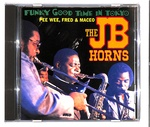 FUNKY GOOD TIME IN TOKYO/THE J.B. HORNS